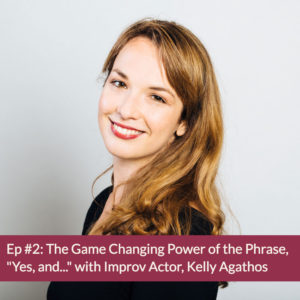 Episode 2 Kelly Agathos